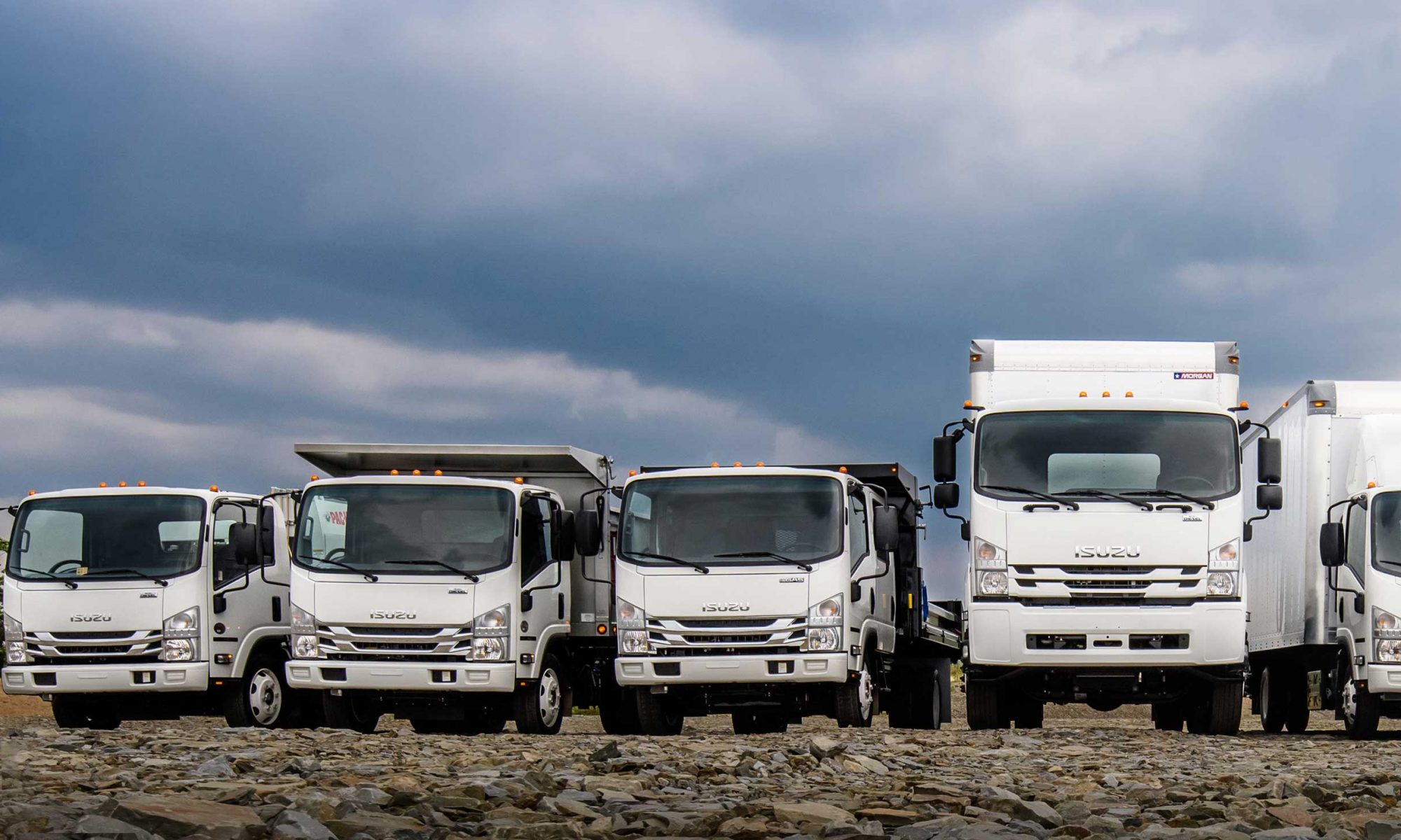 Isuzu Trucks in Australia. Info Specifications and History