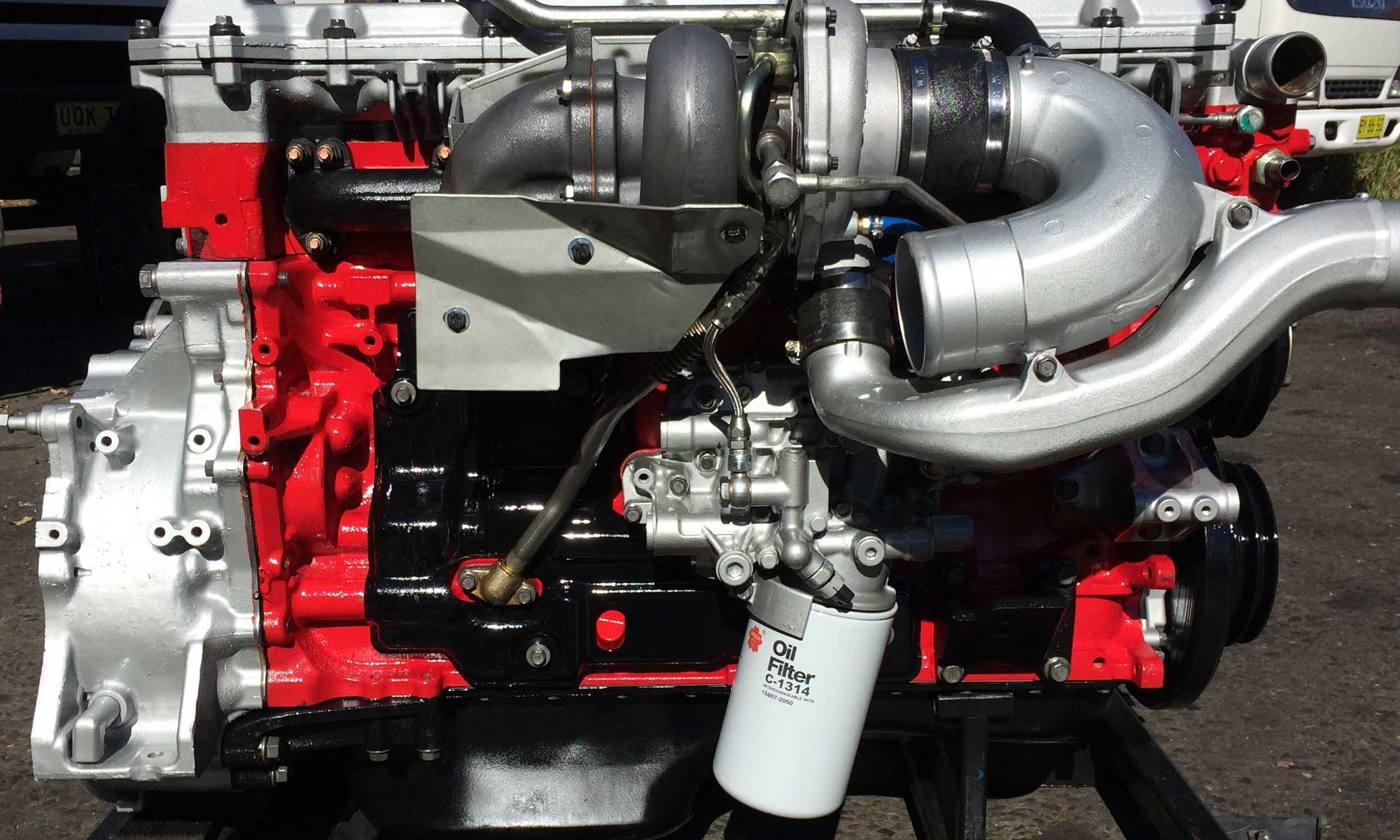 Hino Engine Rebuild Specifications - Hino Trucks and Engines in